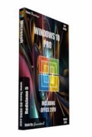 Windows 10 Pro X64 RS5 incl Office 2019 it-IT MAR 2019 {Gen2}
