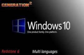 Windows 10 Pro Redstone 6 X64 OEM MULTi-24 APRIL 2019 {Gen2}